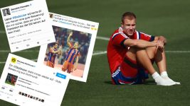 Get well soon, Holger Badstuber!