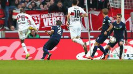 On-song Stuttgart score impressive Hertha victory