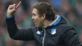 Nagelsmann takes his bow as youngest Bundesliga coach