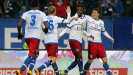 Hamburg edge Gladbach in five-goal thriller