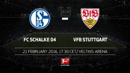 Schalke out to stifle on-song Stuttgart