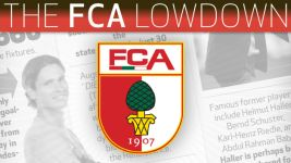 FC Augsburg: the lowdown