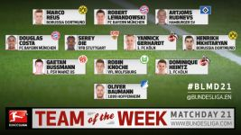 MD21 team of the week