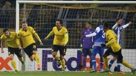 Dortmund build priceless advantage over Porto