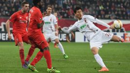 Augsburg hold Liverpool on Klopp's return