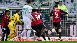 Battling Ingolstadt overcome Bremen