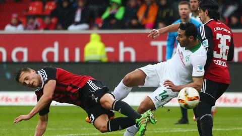 Previous Meeting: Ingolstadt 2-0 Bremen