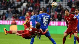 Thomas Müller after Darmstadt victory: 'That goal felt good!'