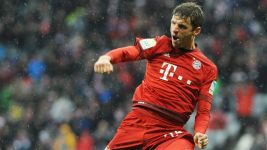 Müller: 'It's nice to score a nice goal for once!'