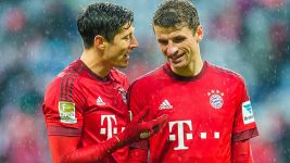 Bayern's unstoppable duo: Müller and Lewandowski