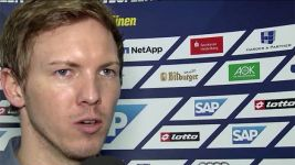 Nagelsmann: 'The team showed courage'