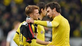 Hummels: Fortunately Chicharito missed that chance