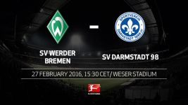 Bremen hoping to haul Darmstadt down into danger
