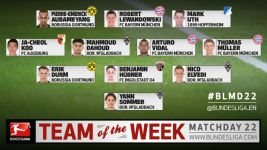 MD22 Team of the Week