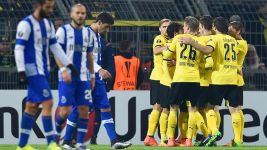 Dortmund eye Europa League progress in Porto