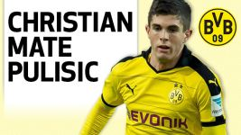 Infografik: Das ist Dortmunds Youngster Christian Pulisic
