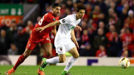 Augsburg exit Europe after Liverpool loss