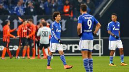 Schalke out of Europe after Shakhtar loss