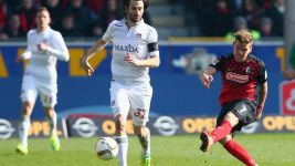 Freiburg march on with win over Kaiserslautern