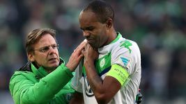 Naldo sidelined with shoulder injury