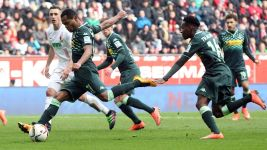 Previous meetings: Augsburg 2-2 Gladbach