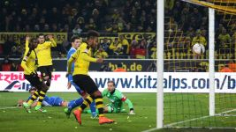 Dortmund late show seals win over Hoffenheim