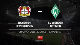 Different agendas but same aim for Bayer and Bremen