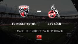 Köln target a return to winning ways in Ingolstadt
