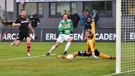 Greuther Fürth too good for Union Berlin