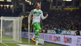 Wolfsburg hero Schürrle: 'My goals did me good'