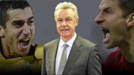 Hitzfeld: 'Bayern are favourites, but I think a draw'