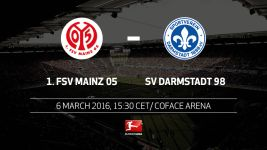 Mainz out to maintain Euro-form against Darmstadt