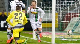 Gladbach fire top-four dreams with Stuttgart win