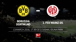 Borussia Dortmund vs 1. FSV Mainz 05 | Preview