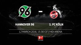 Hannover 96 vs 1. FC Köln | Preview