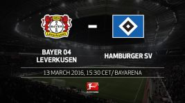 Bayer 04 Leverkusen vs Hamburger SV | Preview