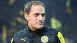 Dortmund coach Tuchel: 'I'm very happy with my team'