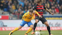 Braunschweig held at home by struggling Duisburg