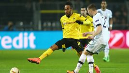 Aubameyang: 'I want to go to the final'