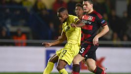 Leverkusen slip to defeat in Villarreal