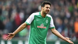 Pizarro ruled out of Bayern clash