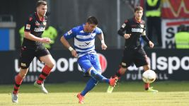 Rock-bottom Duisburg score crucial win over Union