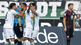Kovac's Frankfurt no match for Gladbach