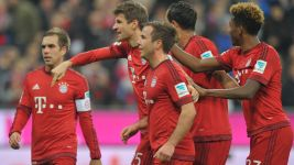 Five-star Bayern crush Bremen