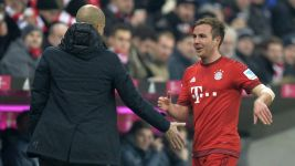 Götze: 'I'm feeling good physically'