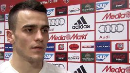 Kostic: 'Happy with a point'