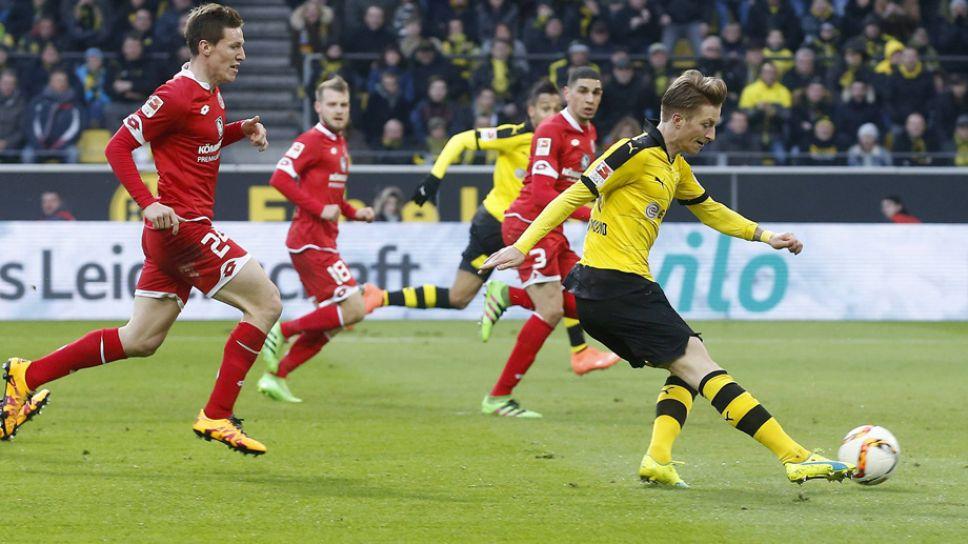 Dortmund Mainz Bundesliga