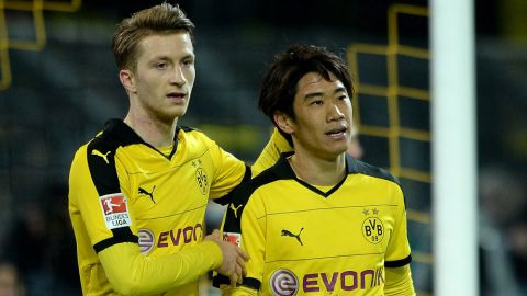 Previous meeting: Dortmund 2-0 Mainz