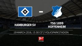 Hoffenheim in search of away-day joy at Hamburg
