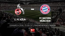 Title-chasing Bayern face tough test against Köln